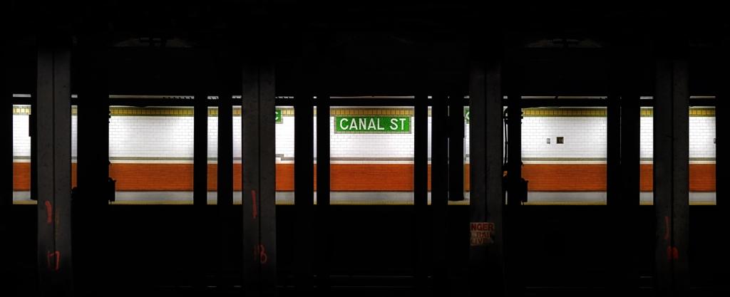 """Luc Dratwa - """"Canal One II"""""""