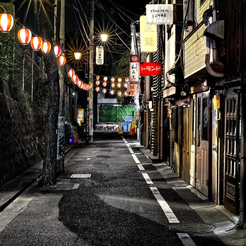 """Luc Dratwa - """"Shibuya"""""""