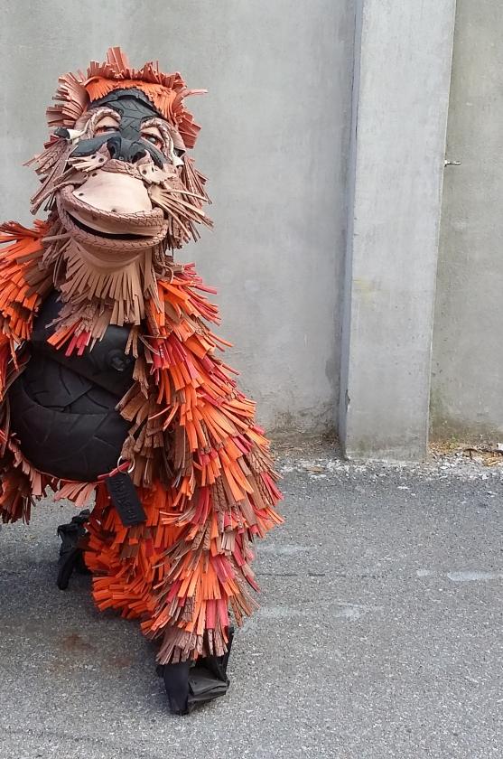 "Serge Van De Put - ""Orangutan I"""