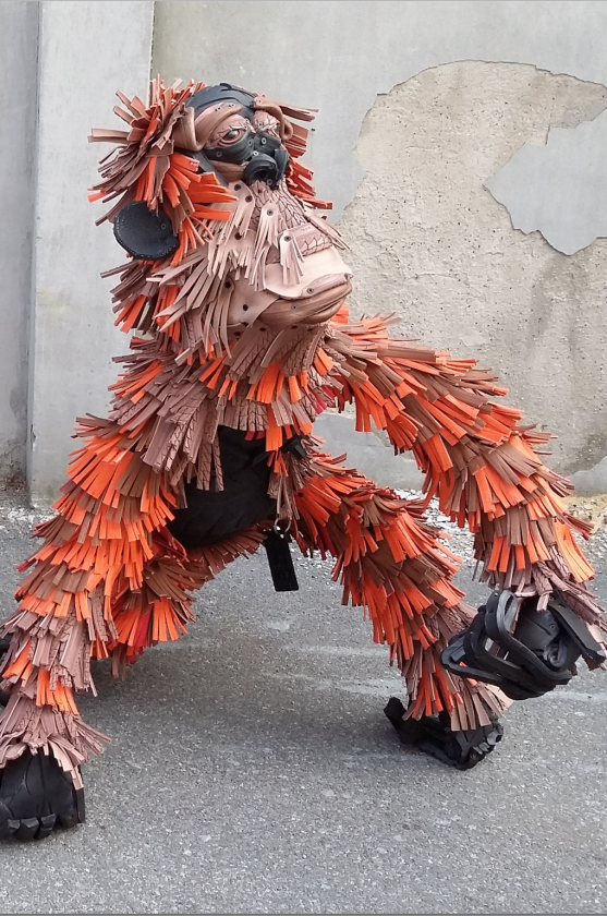 """Serge Van De Put - """"Orangutan II"""""""