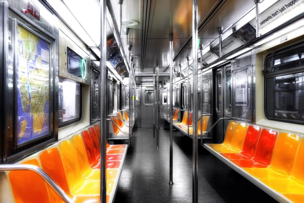 "Luc Dratwa - ""Subway 3540"""