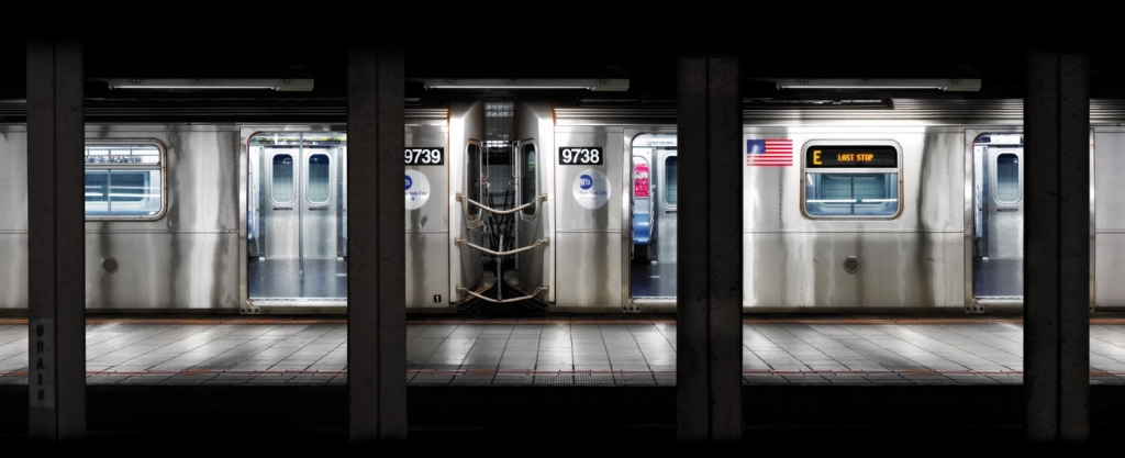 "Luc Dratwa - ""Subway One"""