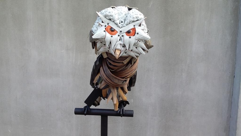"Serge Van De Put - ""Owl V"""