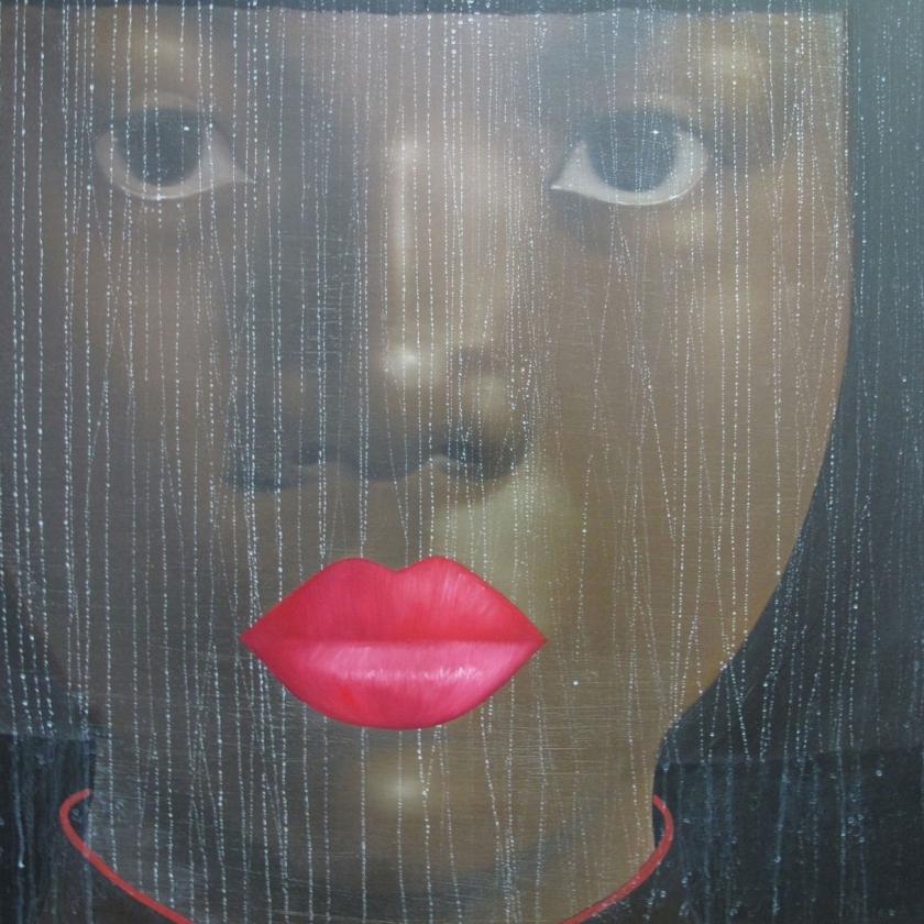 "Attasit Pokpong - ""Lady"" at Leonhard's Gallery"