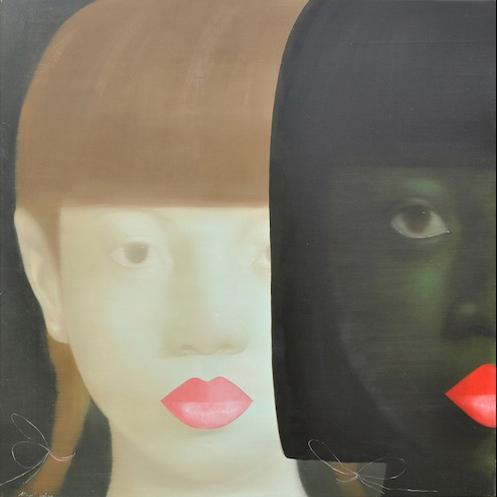 "Attasit Pokpong - ""Contrast Feeling Lady"""