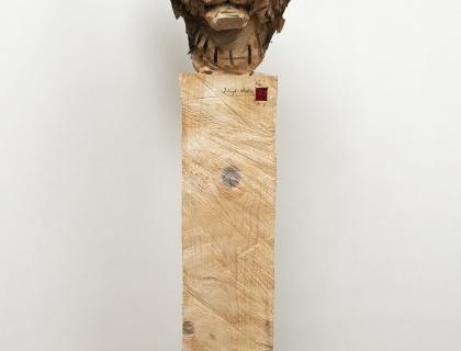 Jeune Lion Au Repos - full - 29.07.16 - 170 x 52 x 50 cm
