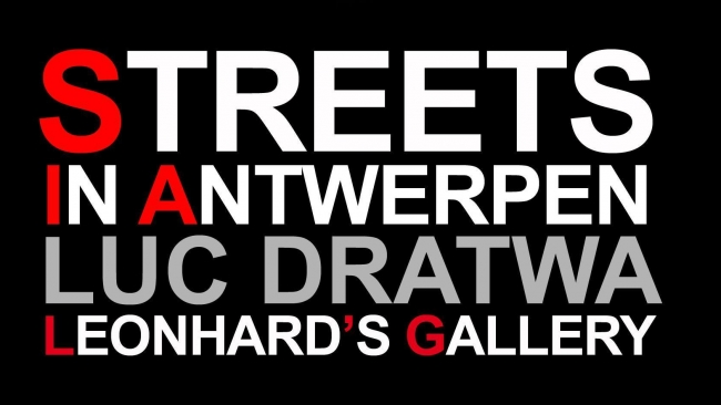 Luc Dratwa - Streets - expo - Leonhard's Gallery