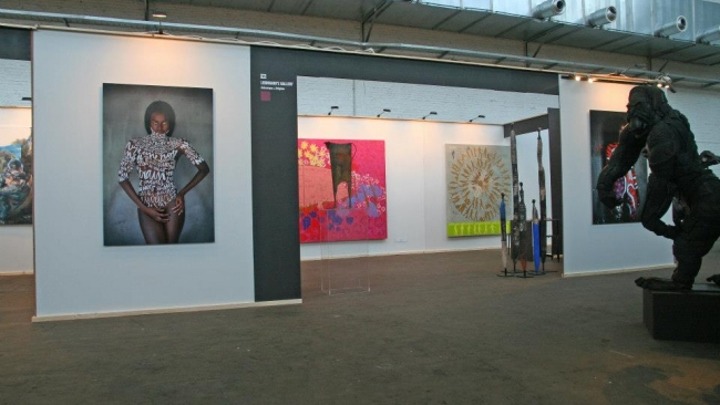 O.F.F. Art Fair - Leonhard's Gallery