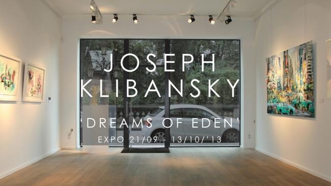 Joseph Klibansky - Dreams of Eden -  Leonhard's Gallery
