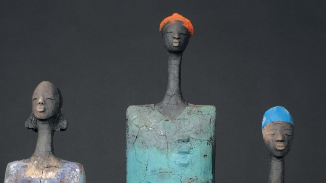 Etiyé Dimma Poulsen - Expo - Leonhard's Gallery