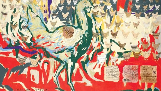 Merel 'Life is Art' - Leonhard's Gallery