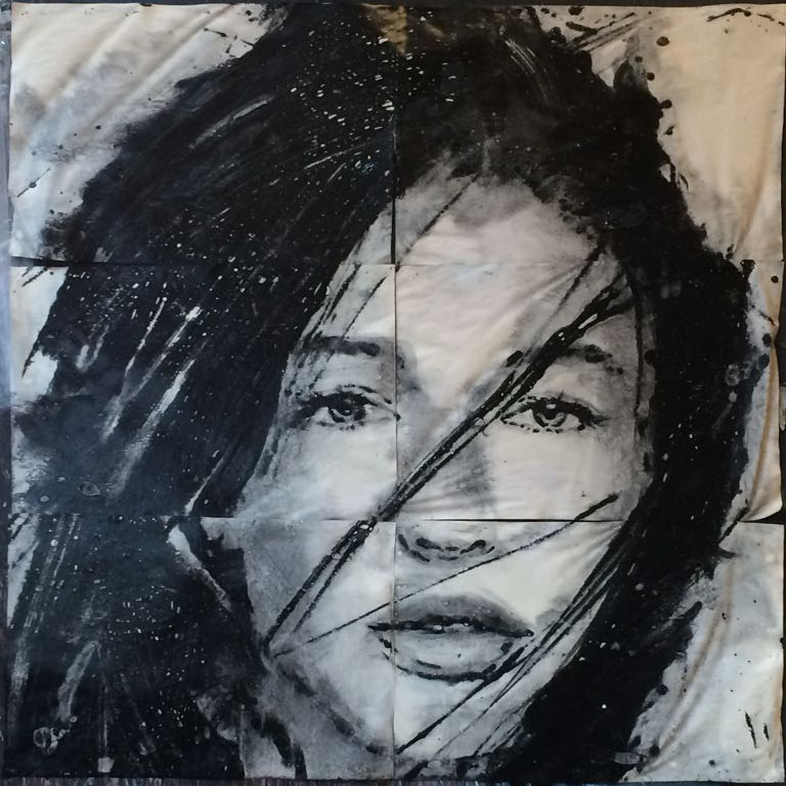 Portrait 12 - Lidia Masllorens - Leonhard's Gallery