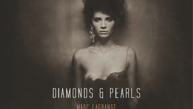 Marc Lagrange - Diamonds & Pearls - Leonhard's Gallery