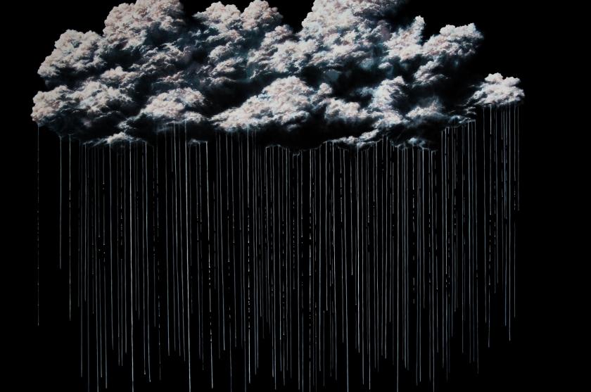 Cloud 1 - 150 x 190 cm - João Sineiro - Leonhard's Gallery