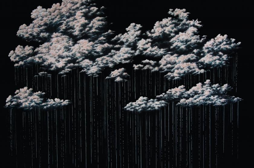 Cloud 2 - 150 x 190 cm - João Sineiro - Leonhard's Gallery