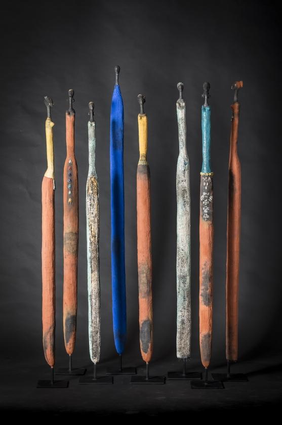 Etiyé Dimma Poulsen - Exhibition Syncretically Yours - Antwerpen - Leonhard's Gallery