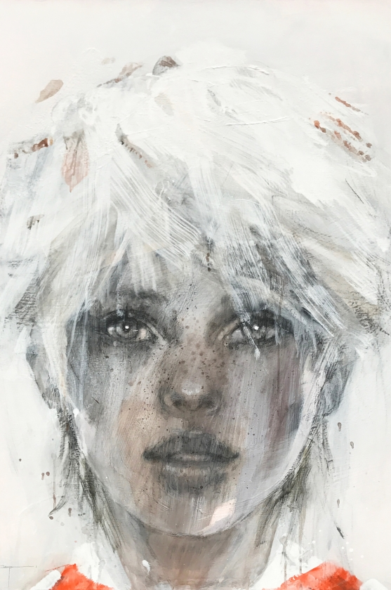 Christine Comyn - Page - 120 x 100 cm