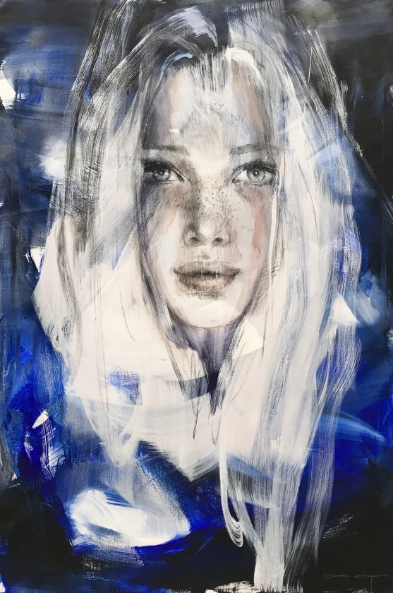 Christine Coymn - Inger - 200 x 150 cm