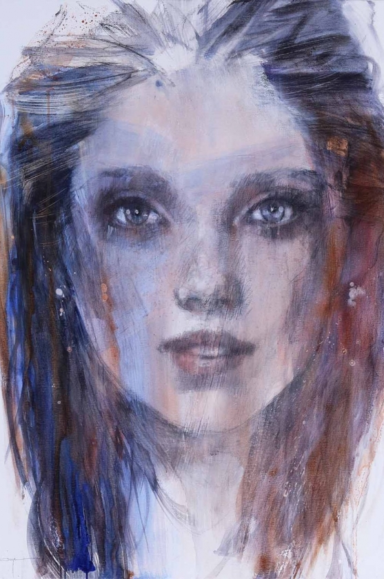 Beate - Christine Comyn - Leonhard's Gallery