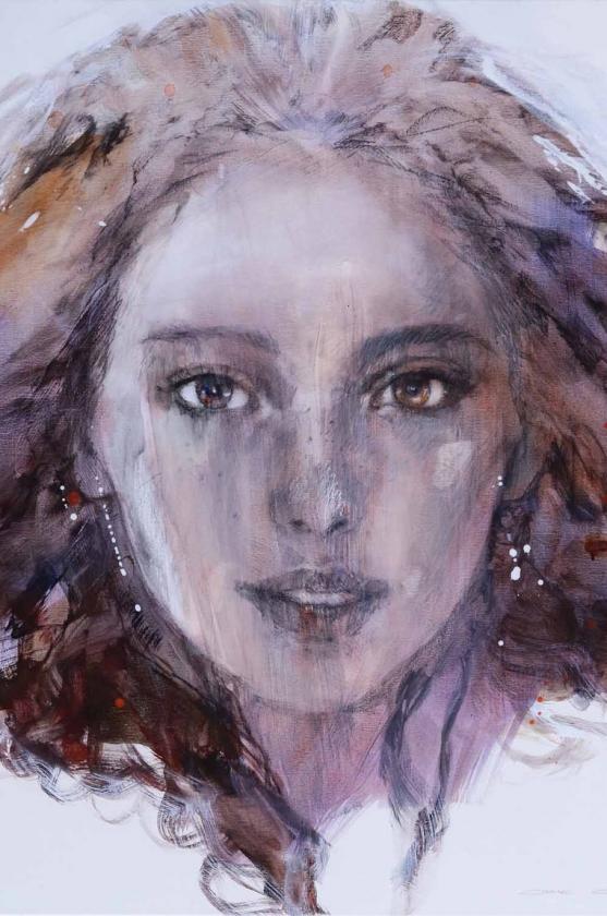 Emilia - Christine Comyn - Leonhard's Gallery