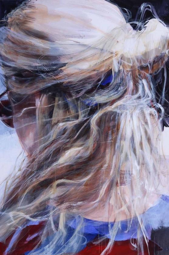 My Dear Friend - Christine Comyn - Leonhard's Gallery