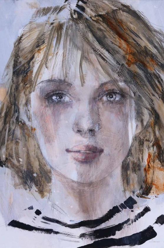 Signe - Christine Comyn - Leonhard's Gallery