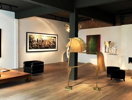 Summer Gallery overview Antwerp