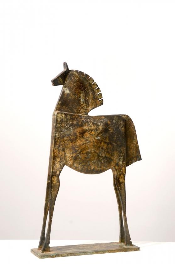 Caballo Epalios - Carlos Mata - Leonhard's Gallery