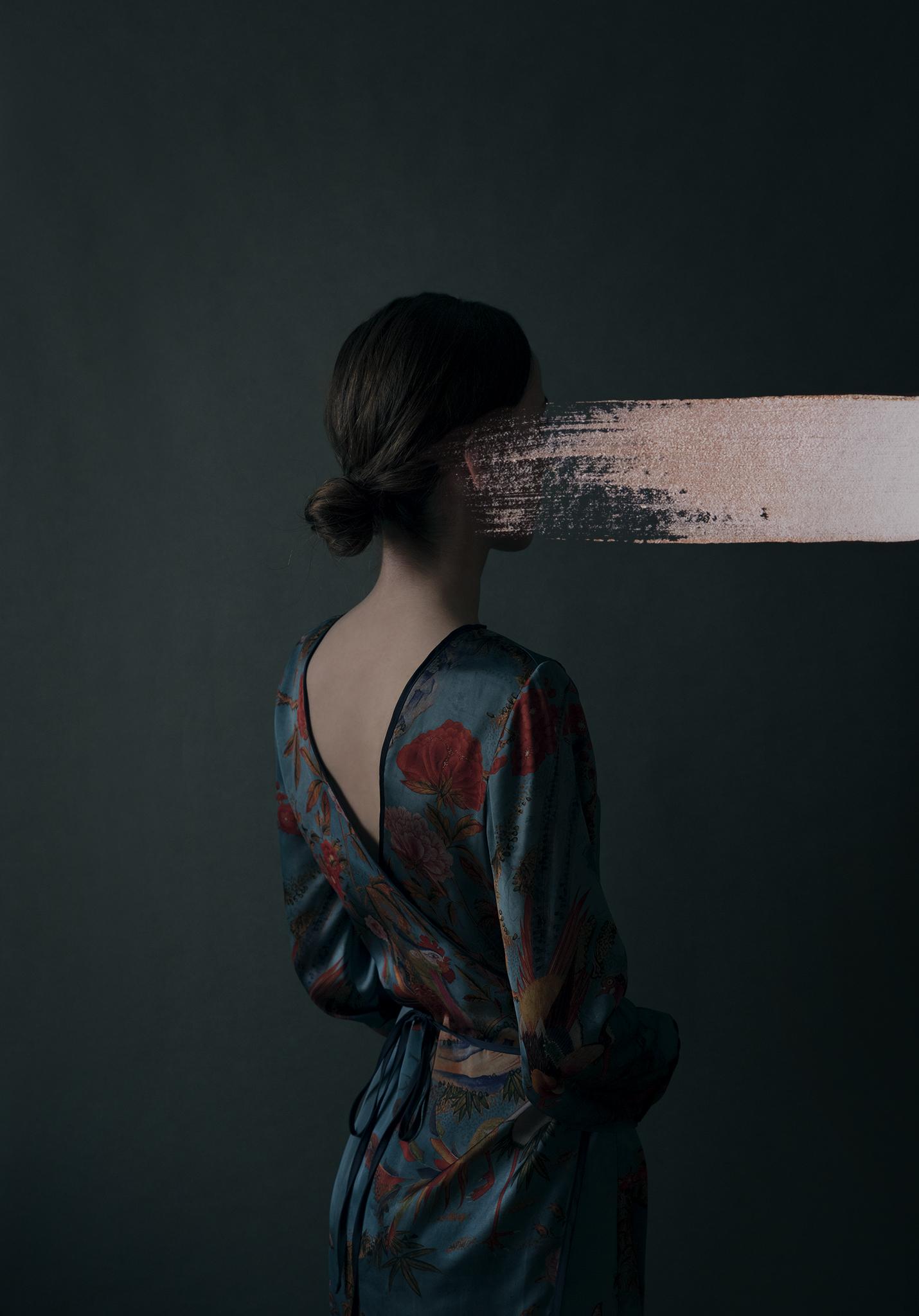 Andrea Torres - selfbrushpeony - Leonhard's Gallery
