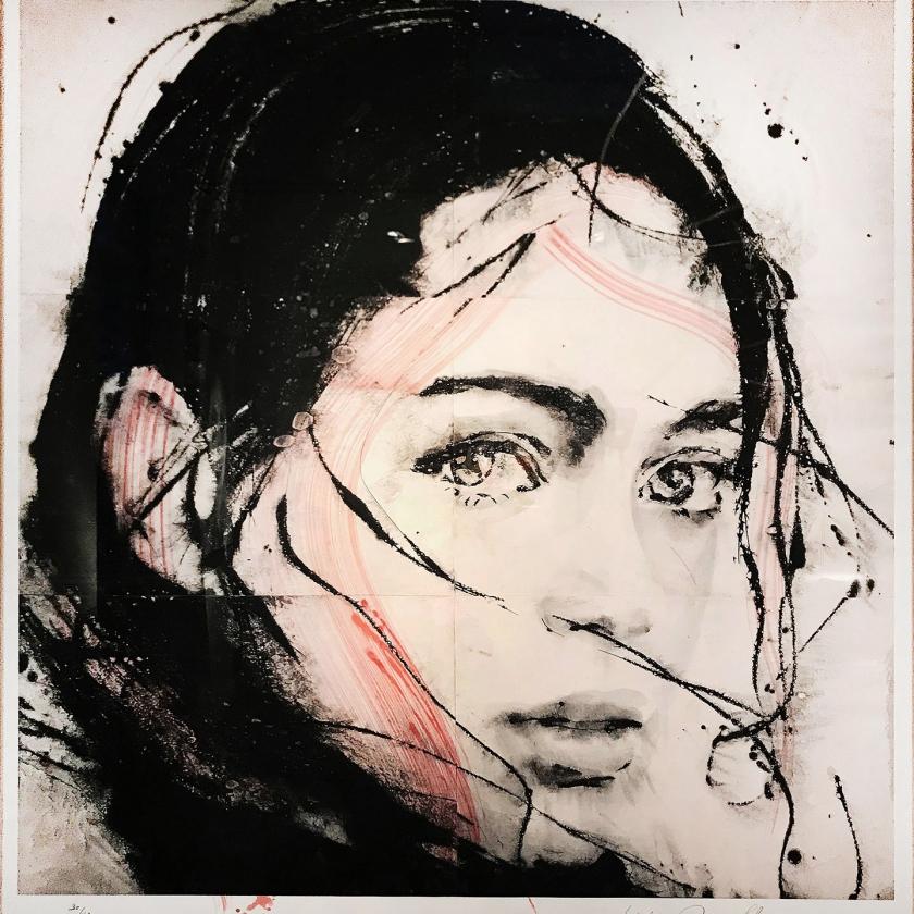 Lito 10 - Lidia Masllorens - Leonhard's Gallery