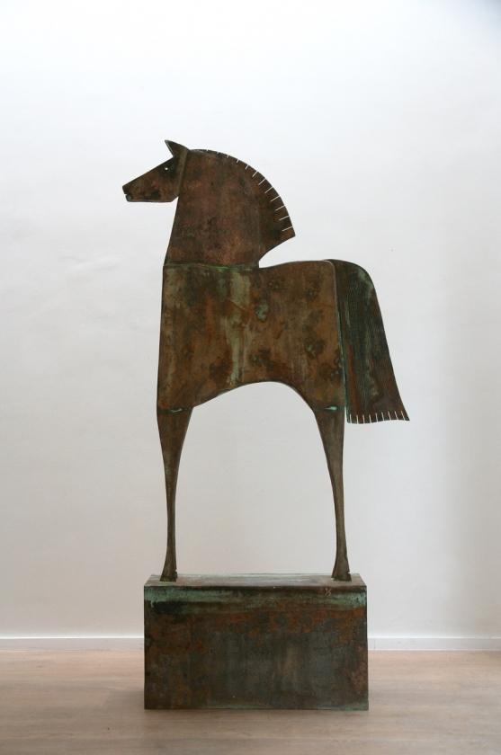 Caballo Esqueneo - Carlos Mata - Leonhard's Gallery