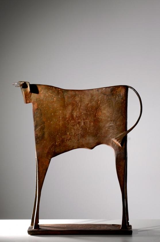 Toro Amarilio - Carlos Mata - Leonhard's Gallery