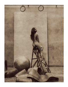 The Gymnast - Marc Lagrange - Leonhard's Gallery