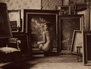 Garden of Paintings Chocolate - Marc Lagrange - Leonhard's Gallery