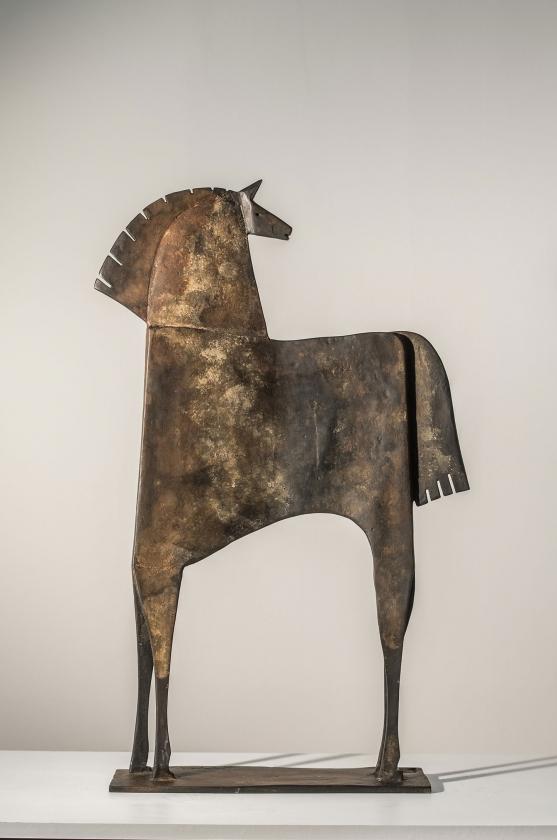 Caballo Espalyo - Carlos Mata - Leonhard's Gallery
