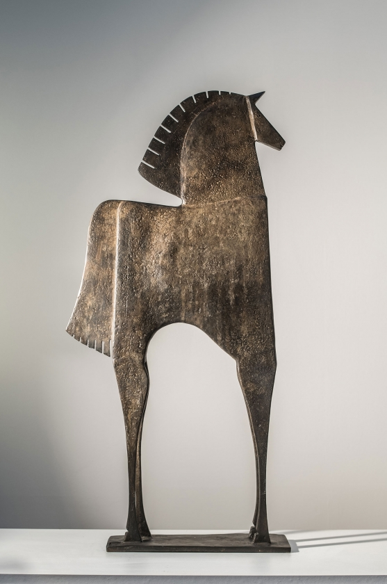 Caballo Galestio - Carlos Mata - Leonhard's Gallery