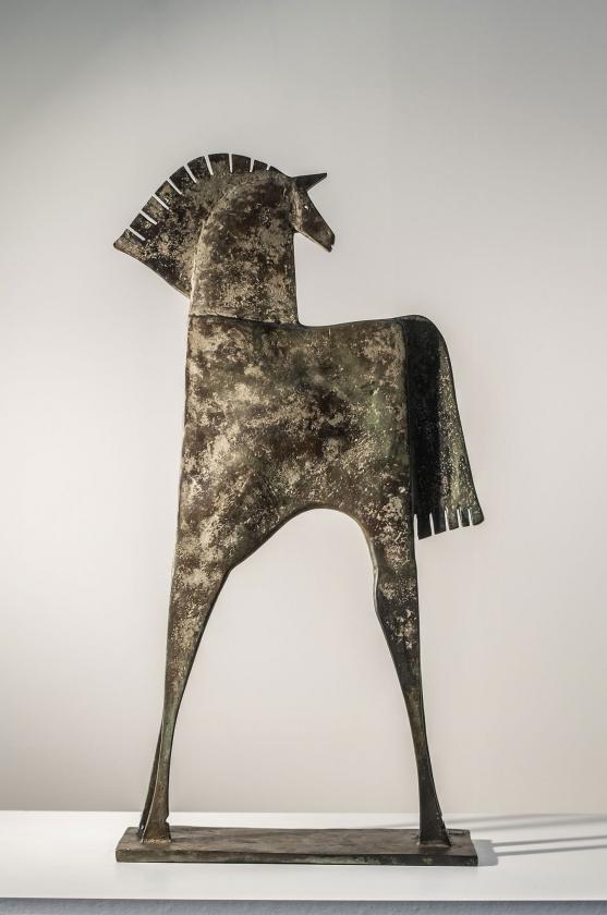Caballo Jerjes - Carlos Mata - Leonhard's Gallery