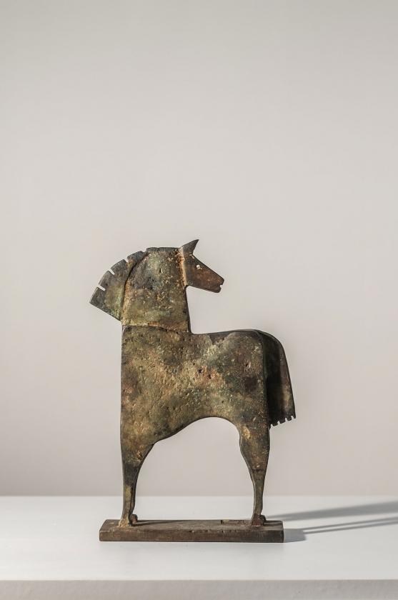 Caballo Nuro - Carlos Mata - Leonhard's Gallery