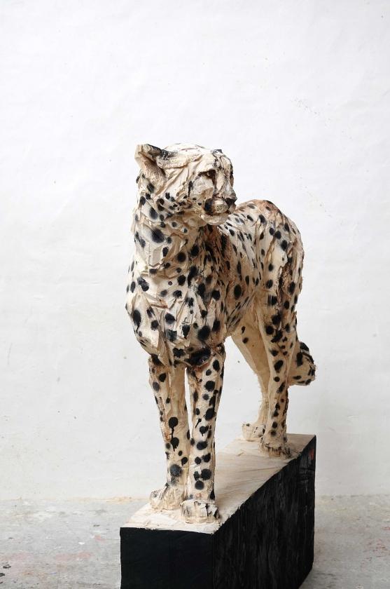 The cheetah - Jürgen Lingl-Rebetez - Leonhard's Gallery