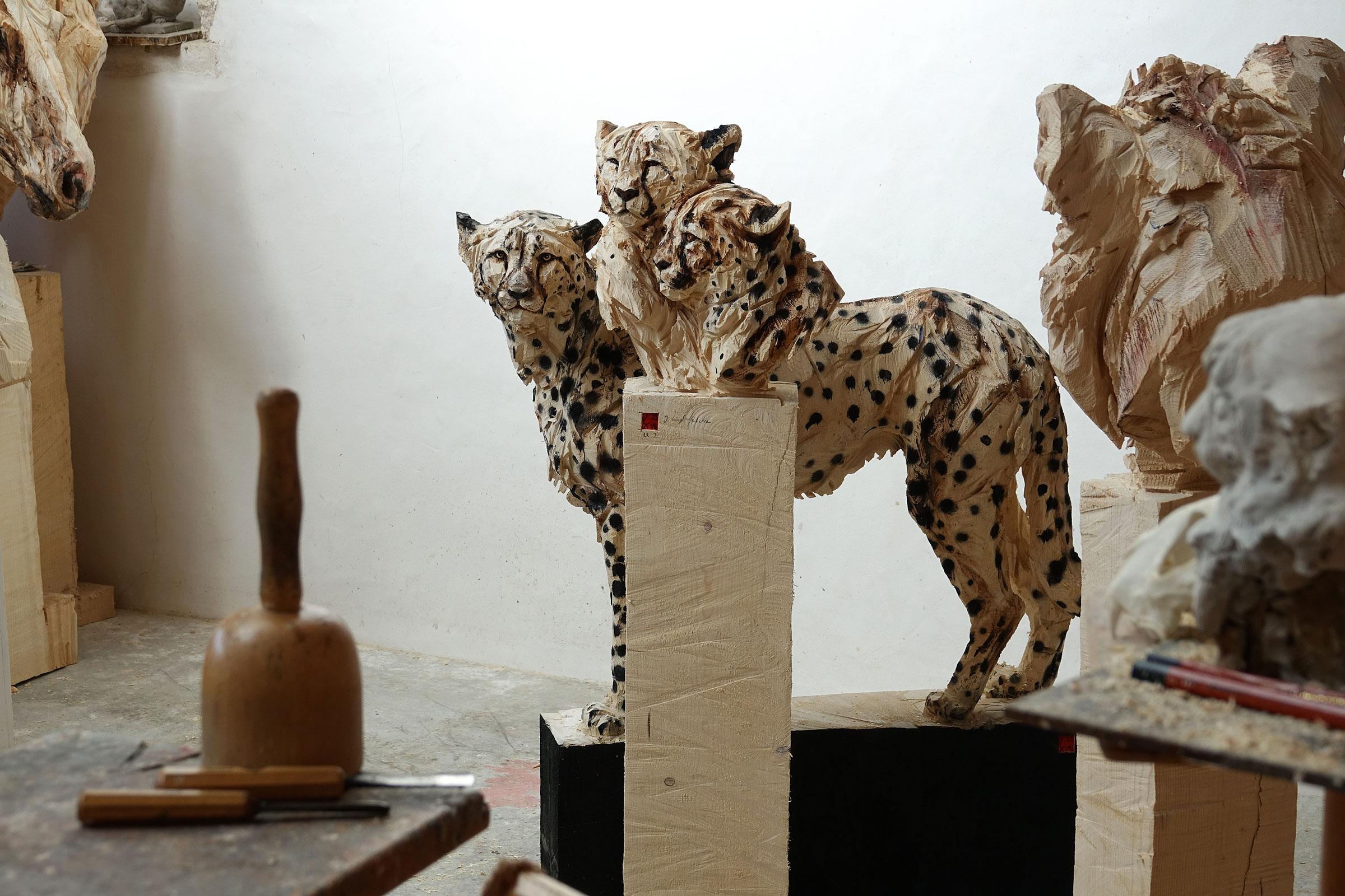 Jürgen Lingl-Rebetez - Atelier 2018