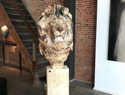 Lion - Jürgen Lingl-Rebetez - Leonhard's Gallery