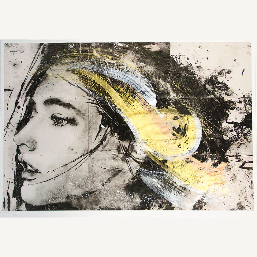Lidia Masllorens - Litho 11 - Leonhard's Gallery