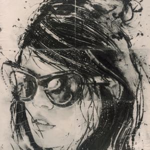 Portrait 29 - Lidia Masllorens - Leonhard's Gallery