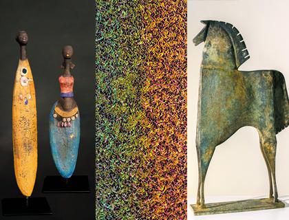 Summer Exhibition - Carlos Mata Hong Yi Zhuang Etiyé Dimma Poulsen - Leonhard's Gallery