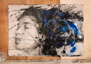 Portrait 30 - 190 x 255 cm - Lidia Masllorens - Leonhard's Gallery