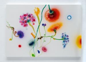 Psychotropical Caliandra - Thierry Feuz - Leonhard's Gallery
