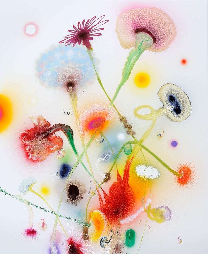 Psychotropical-Sarabande - Thierry Feuz - Leonhard's Gallery