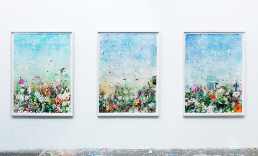 Silent-winds, Panorama - Thierry Feuz - Leonhard's Gallery