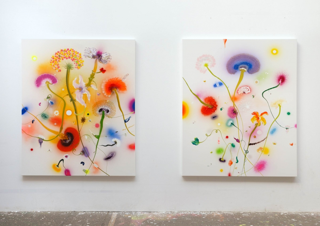 Psychotropical Admira & Psychotropical Pegaso - Thierry Feuz - Leonhard's Gallery