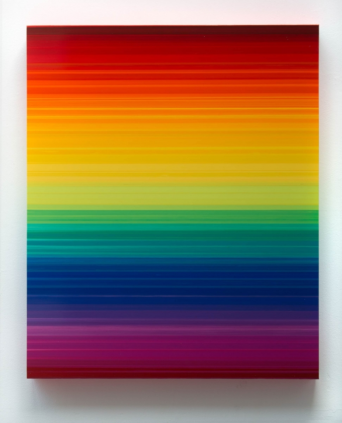 Technicolor-Horizon-I - Thierry Feuz - Leonhard's Gallery